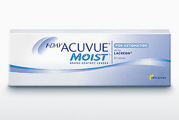 Kontaktlēcas Johnson & Johnson 1 DAY ACUVUE MOIST for ASTIGMATISM 1MA-30P-REV