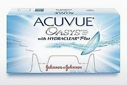 Kontaktlēcas Johnson & Johnson ACUVUE OASYS for ASTIGMATISM CYP-12P-REV