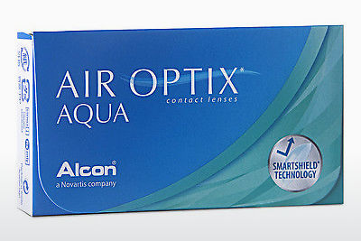 Kontaktlēcas Alcon AIR OPTIX AQUA (AIR OPTIX AQUA AOA6)