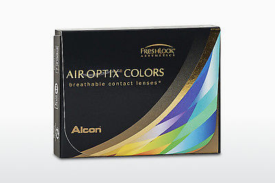 Kontaktlēcas Alcon AIR OPTIX COLORS (AIR OPTIX COLORS AOAC2)