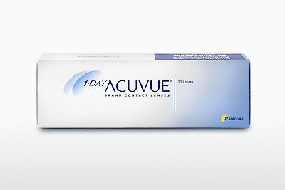 Kontaktlēcas Johnson & Johnson 1 DAY ACUVUE 1D2-30P-REV