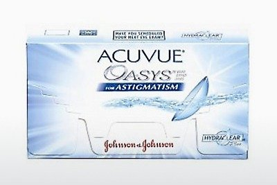Kontaktlēcas Johnson & Johnson ACUVUE ADVANCE for ASTIGMATISM (ACUVUE ADVANCE for ASTIGMATISM AGT-6P-REV)