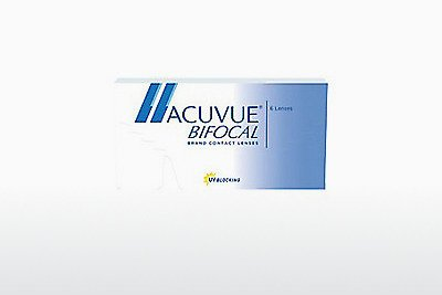 Kontaktlēcas Johnson & Johnson ACUVUE BIFOCAL BAC-6P-REV