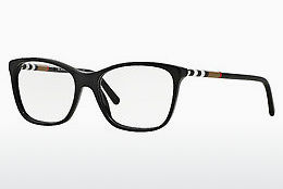 Brilles Burberry BE2141 3001 - Melna