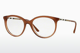 Brilles Burberry BE2244Q 3173 - Brūna