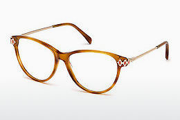 Brilles Emilio Pucci EP5055 053 - Havannas brūna, Yellow, Blond, Brown