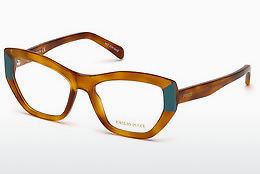 Brilles Emilio Pucci EP5066 053 - Havannas brūna, Yellow, Blond, Brown