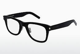 Brilles Saint Laurent SL 50 SLIM 001 - Melna