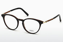 Brilles Tod's TO5184 005 - Melna