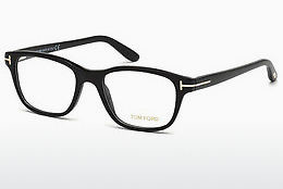 Brilles Tom Ford FT5196 001 - Melna, Shiny