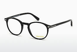 Brilles Tom Ford FT5294 056 - Brūna, Havannas brūna