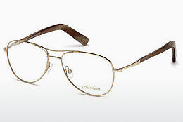 Brilles Tom Ford FT5396 028 - Zelta