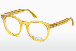 Brilles Tom Ford FT5489 041 - Dzeltena