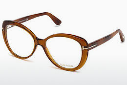 Brilles Tom Ford FT5492 044 - Oranža