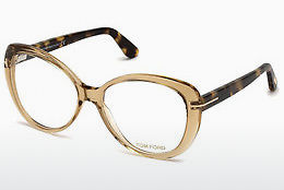 Brilles Tom Ford FT5492 045 - Brūna