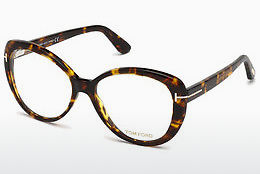 Brilles Tom Ford FT5492 052 - Brūna, Havannas brūna
