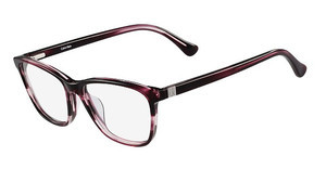 Calvin Klein CK5883 609 STRIPED WINE