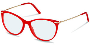 Claudia Schiffer C4008 D red, gold