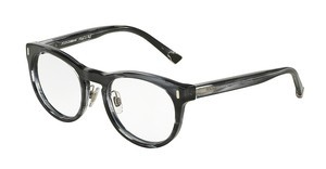 Dolce & Gabbana DG3240 2924 STRIPED ANTHRACITE