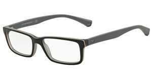 Emporio Armani EA3061 5390 TOP BLACK/MATTE GREY