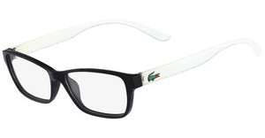 Lacoste L3803B 002 BLACK WITH STARPHOSPHO TEMPLES