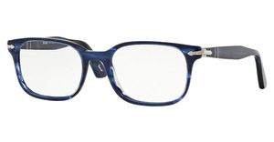 Persol PO3118V 943 STRIPPED BLUE