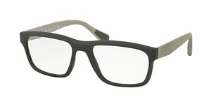 Prada Sport PS 07GV TFZ1O1 GREY RUBBER