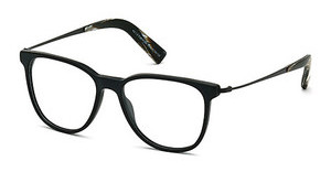Tom Ford FT5384 002 schwarz matt