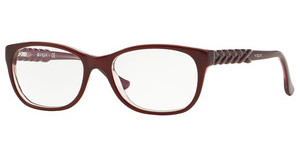 Vogue VO2911 2262 TOP BORDEAUX/GLITTER PINK