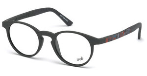 Web Eyewear WE5186 020 grau