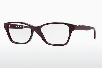 Brilles Burberry BE2144 3424 - Purpursarkana, Violet