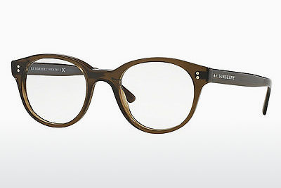 Brilles Burberry BE2194 3010 - Zaļa, Olive