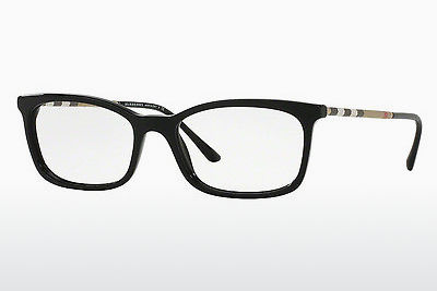 Brilles Burberry BE2243Q 3001 - Melna