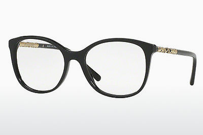 Brilles Burberry BE2245 3001 - Melna