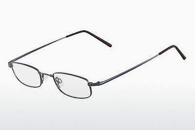 Brilles Flexon 617 414 - Pelēka, Navy