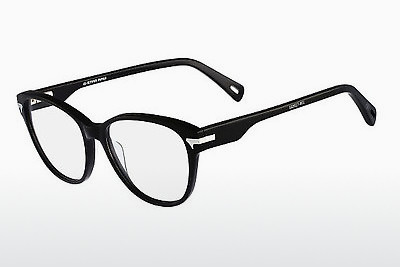 Brilles G-Star RAW GS2627 THIN TRASON 001 - Melna