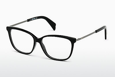 Brilles Just Cavalli JC0706 001 - Melna, Shiny