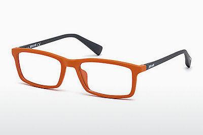Brilles Just Cavalli JC0758 043 - Oranža, Matt