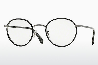 Brilles Paul Smith KENNINGTON (PM4073J 5041) - Melna, Sudraba, Pelēka