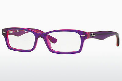 Brilles Ray-Ban Junior RY1530 3666 - Purpursarkana, Violet