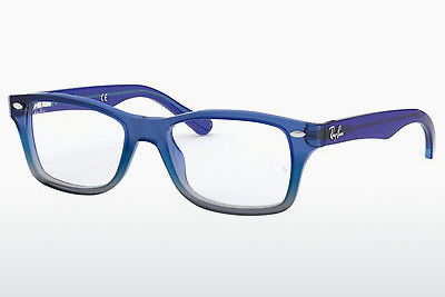 Brilles Ray-Ban Junior RY1531 3647 - Zila, Pelēka