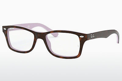 Brilles Ray-Ban Junior RY1531 3700 - Brūna, Havannas brūna, Purpursarkana
