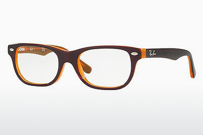 Brilles Ray-Ban Junior RY1555 3674 - Brūna, Oranža