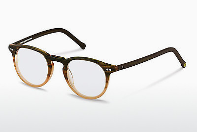 Brilles Rocco by Rodenstock RR412 C - Zaļa