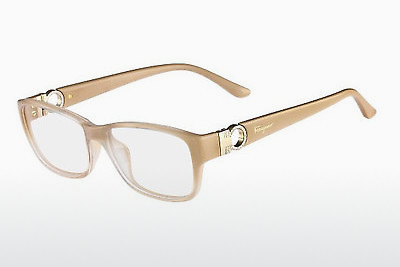 Brilles Salvatore Ferragamo SF2666R 103 - Balta