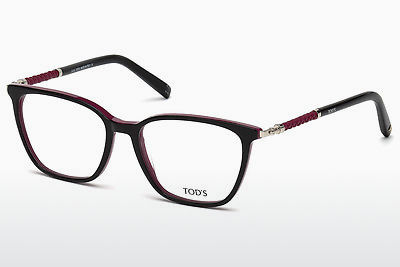 Brilles Tod's TO5171 005 - Melna