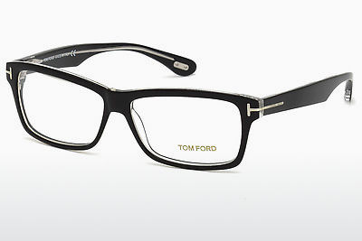 Brilles Tom Ford FT5146 003 - Melna, Transparent