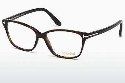 Brilles Tom Ford FT5293 052 - Brūna, Havannas brūna
