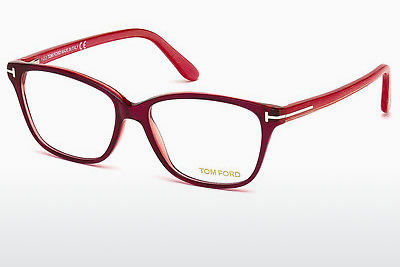 Brilles Tom Ford FT5293 077 - Rozā, Fuchsia