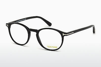 Brilles Tom Ford FT5294 001 - Melna, Shiny
